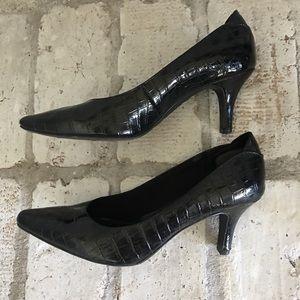 LifeStride Black Heels Size 7